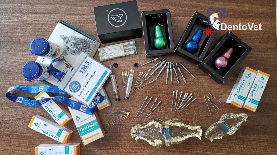 Instrumentar chirurgie - stomatologie veterinara