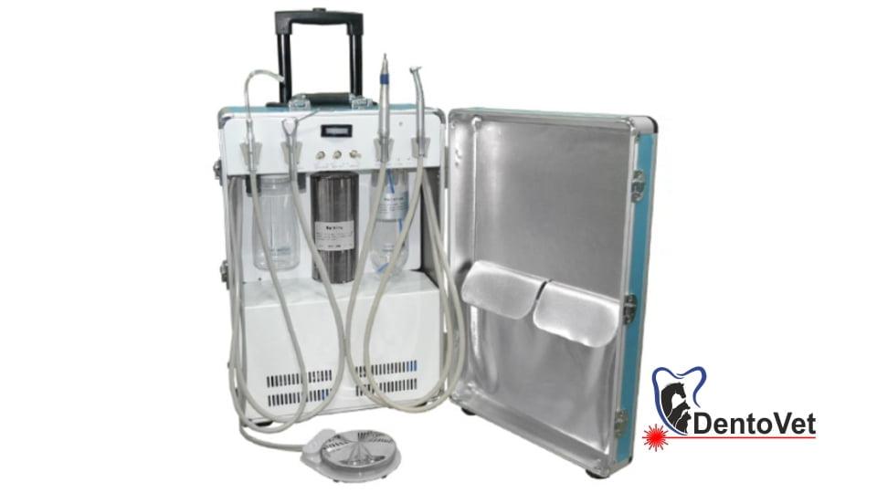 Unitul dentar mobil - aparatura stomatologica veterinara