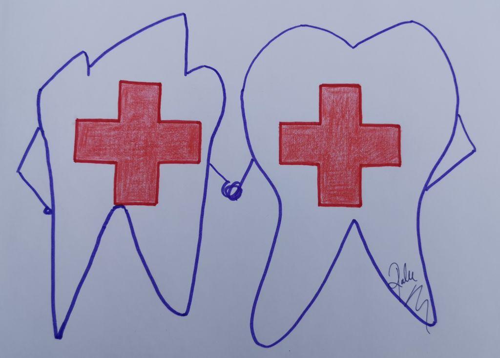 Avulsia dentară reprezintă o urgență stomatologică