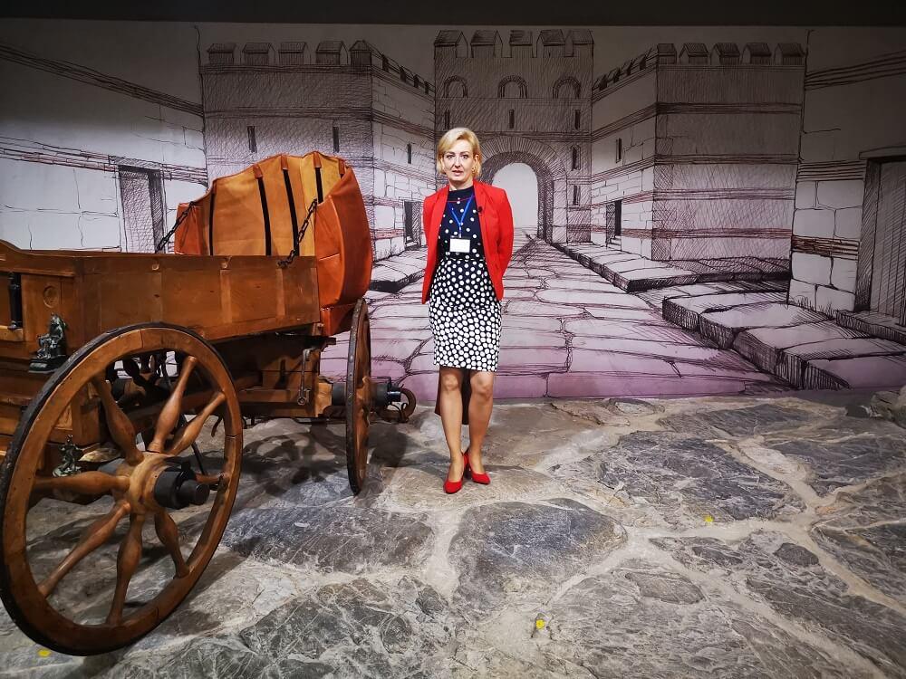 Muzeul de istorie Stara Zagora 3