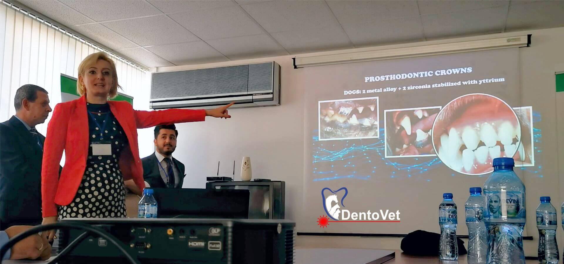 Stomatologie veterinară Dentovet la Stara Zagora